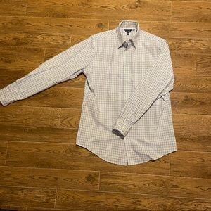 Croft & Barrow | Men's Blue Dress Shirt